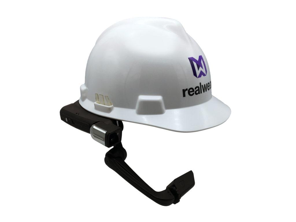 RealWear Hard Hat Clips