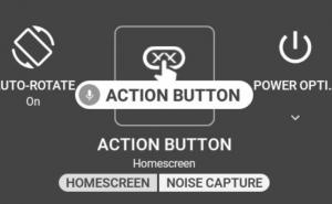 hmt action button