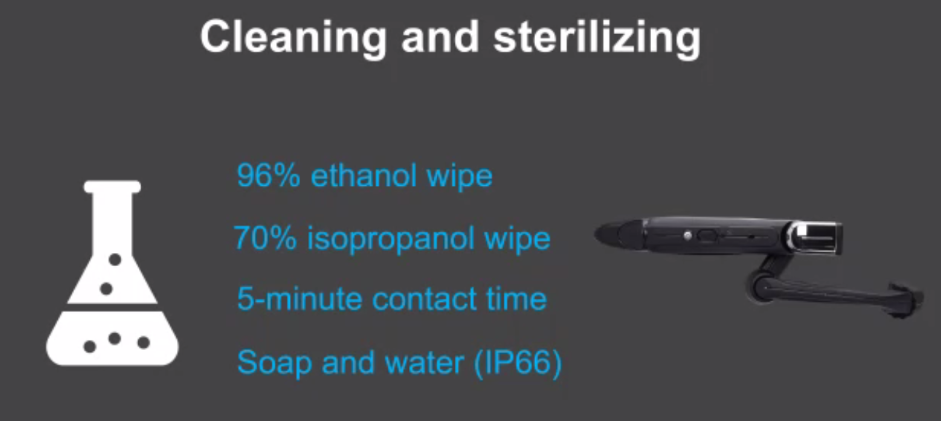 hmt cleaning and sterilizing